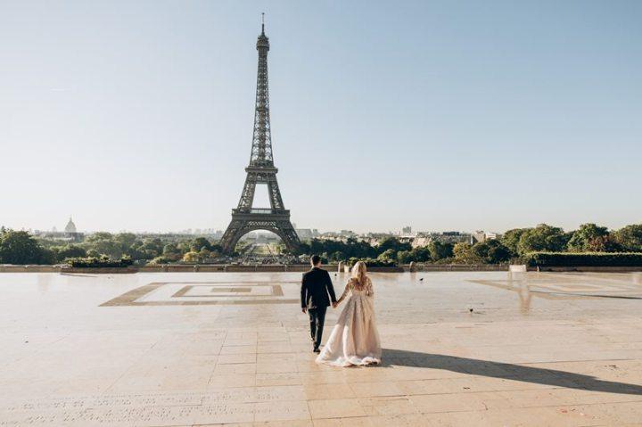 Gerçek Aşkın Öpücüğü –Paris