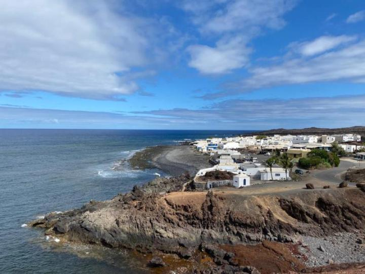 Ejder Kanına Bürülü –Lanzarote