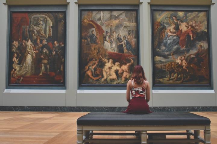 Sanat Bizim İçindir – 20 Ünlü Resim Nerede, II.Seri