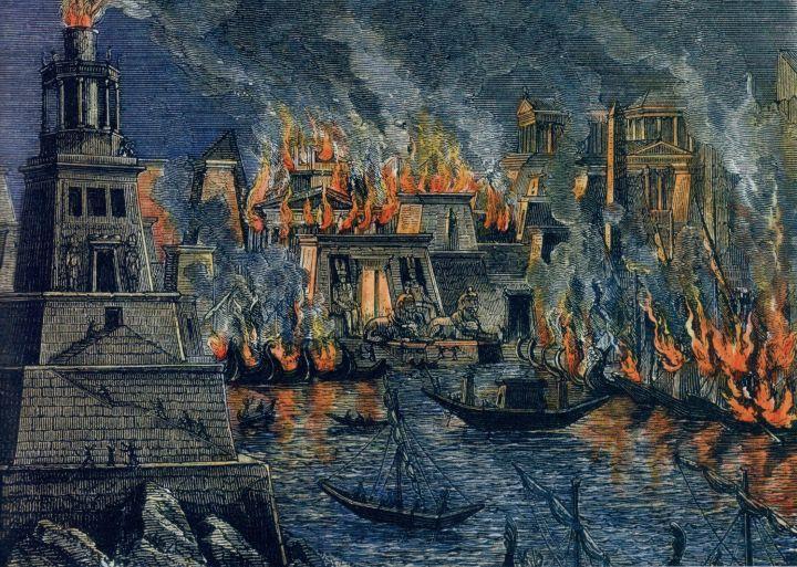 Üç Tarihin Ölümü – Beyt'ül Hikmet, İskenderiye Feneri ve Babil Kulesi Nasıl YokEdildi?