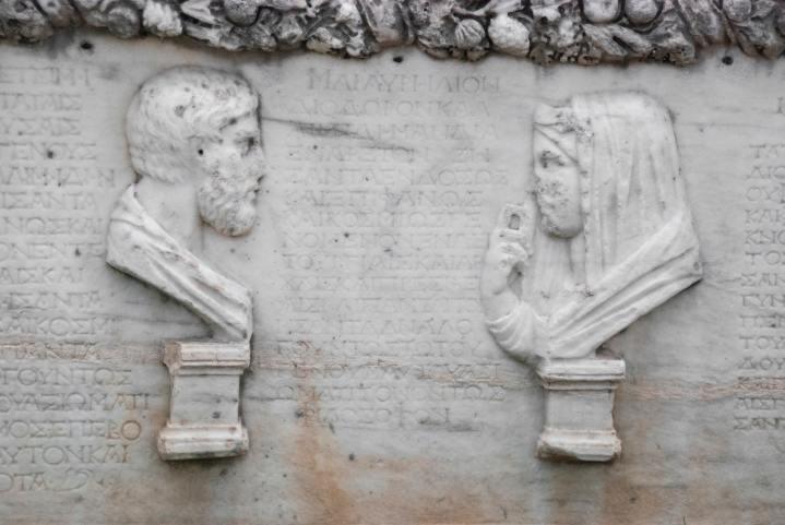 Güle Güle Okuyun – Kendi Esprisine Gülerken Ölen YunanlıFilozof