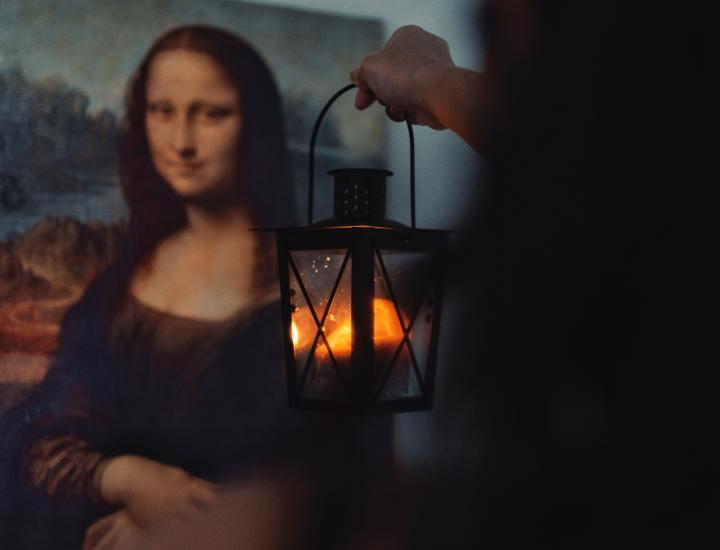 Sanat Bizim İçindir – 20 Ünlü Resim Nerede, I.Seri