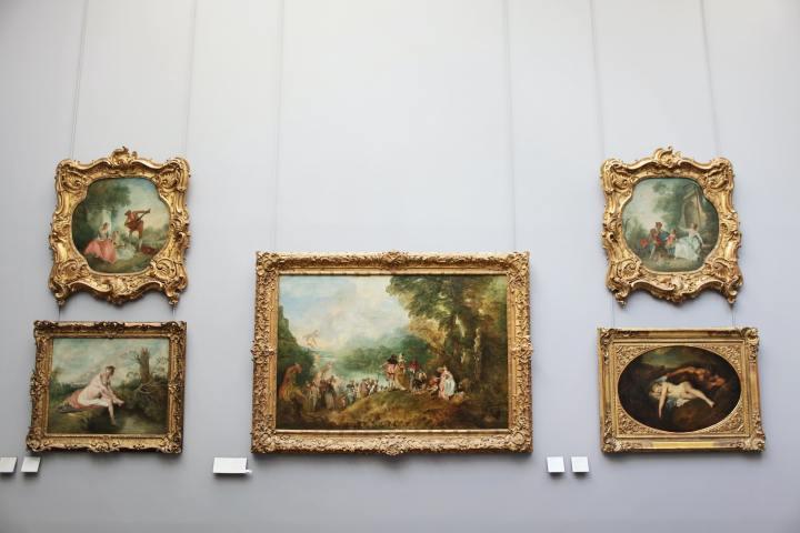 Sanat Bizim İçindir – 20 Ünlü Resim Nerede, V.Seri